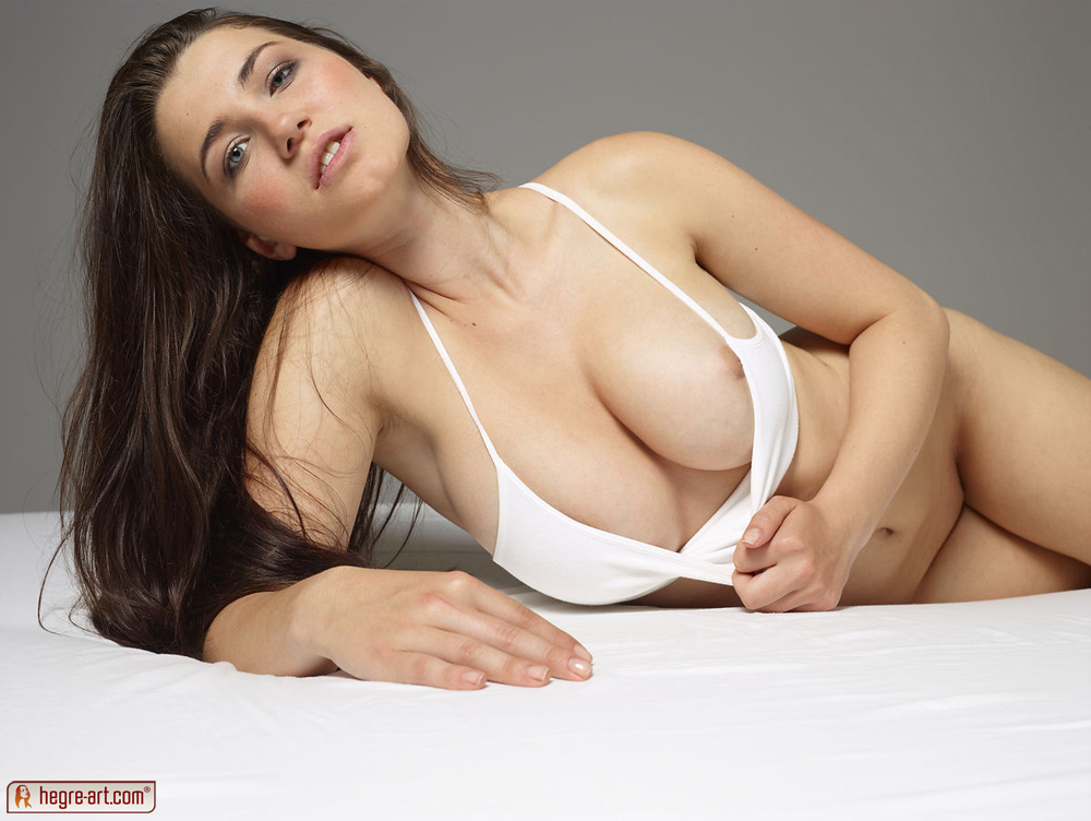 Showing Perfect Breasts
